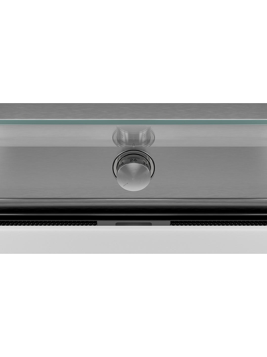 Buy Neff D64XAF8N0B Integrated Canopy Box Cooker Hood, 60cm, Grey/Stainless Steel Online at johnlewis.com