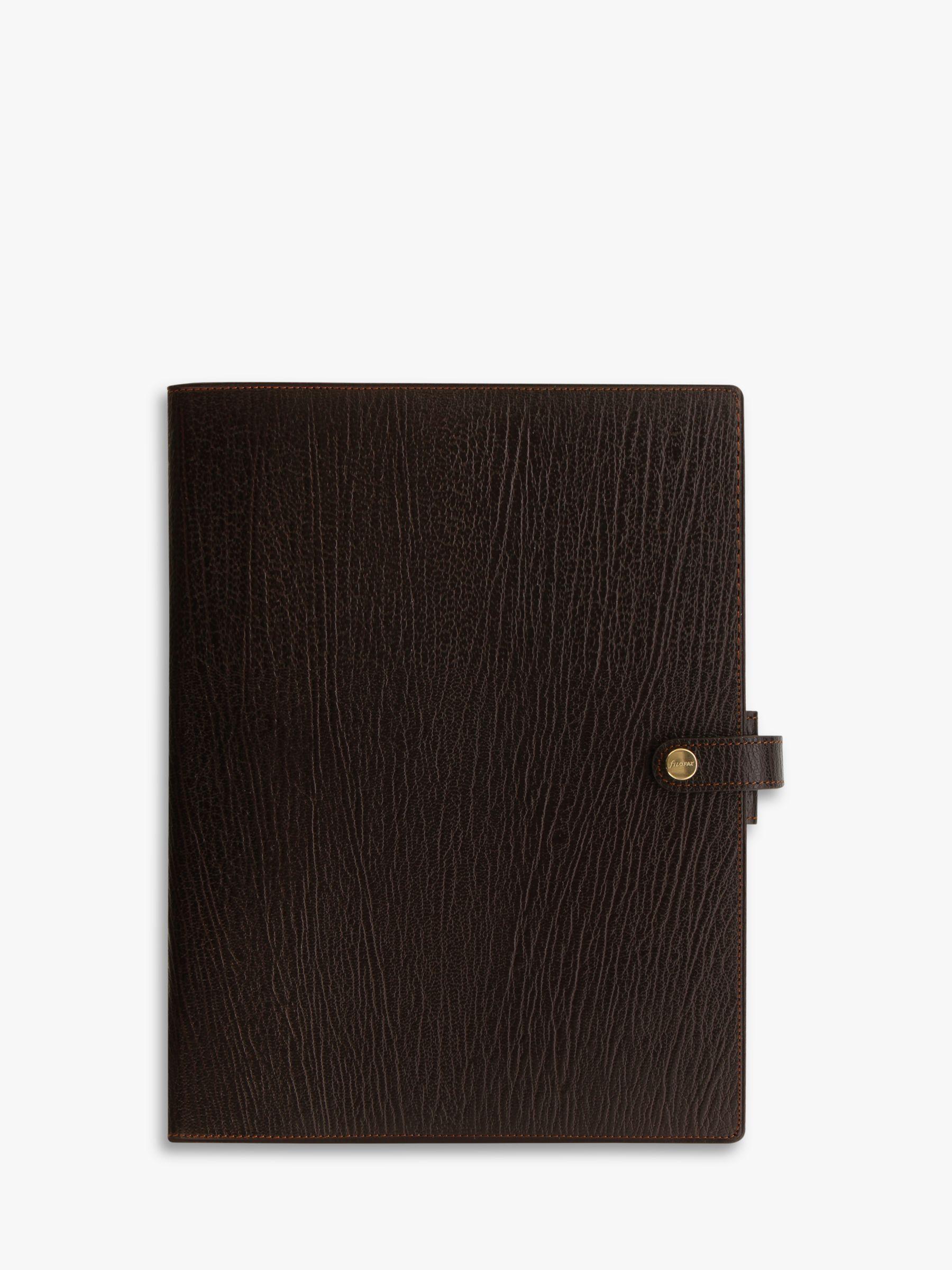 Filofax Filofax Chester Leather A5 Organiser, Brown