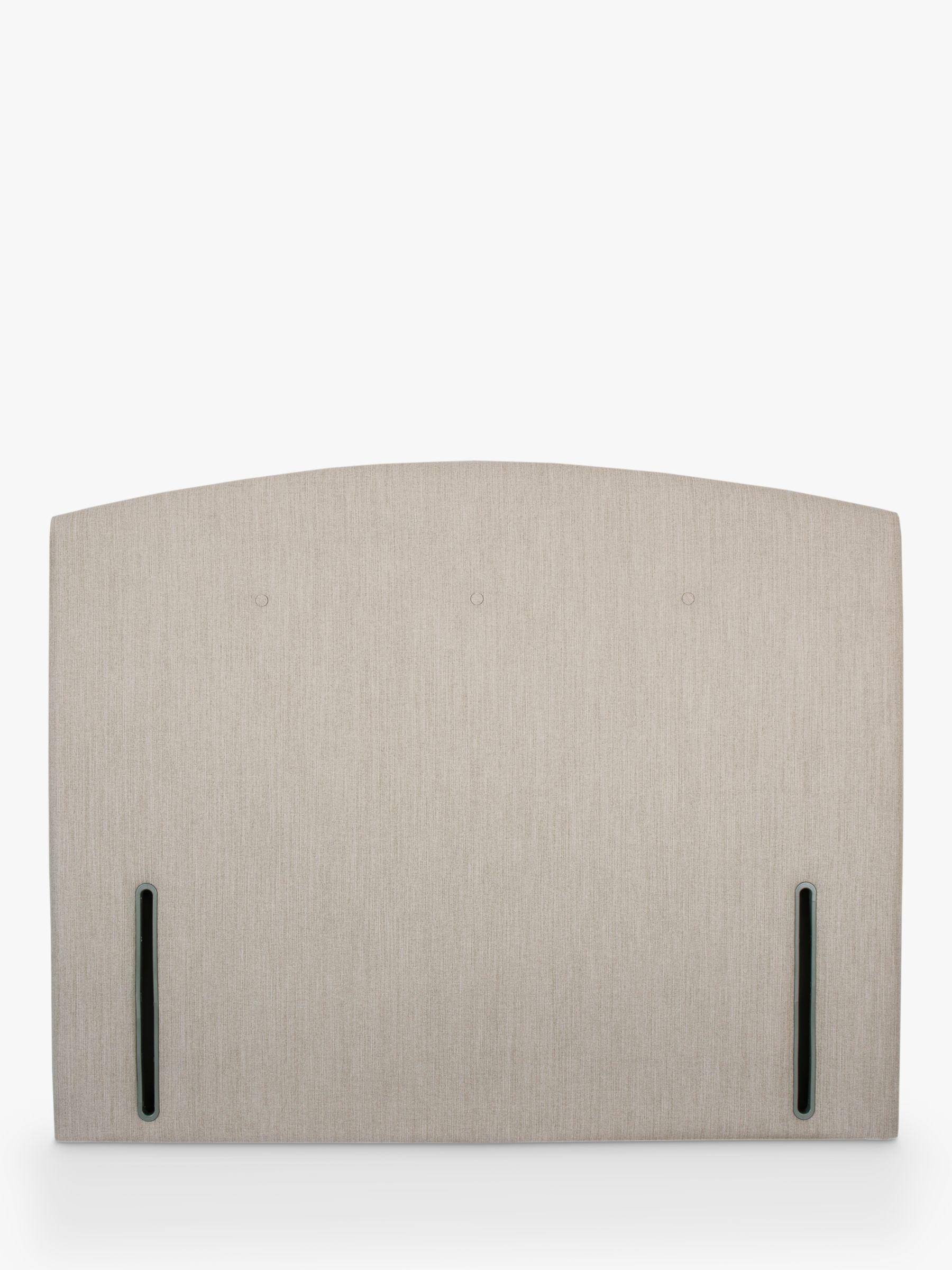 John Lewis & Partners Grace Full Depth Upholstered Headboard, King Size