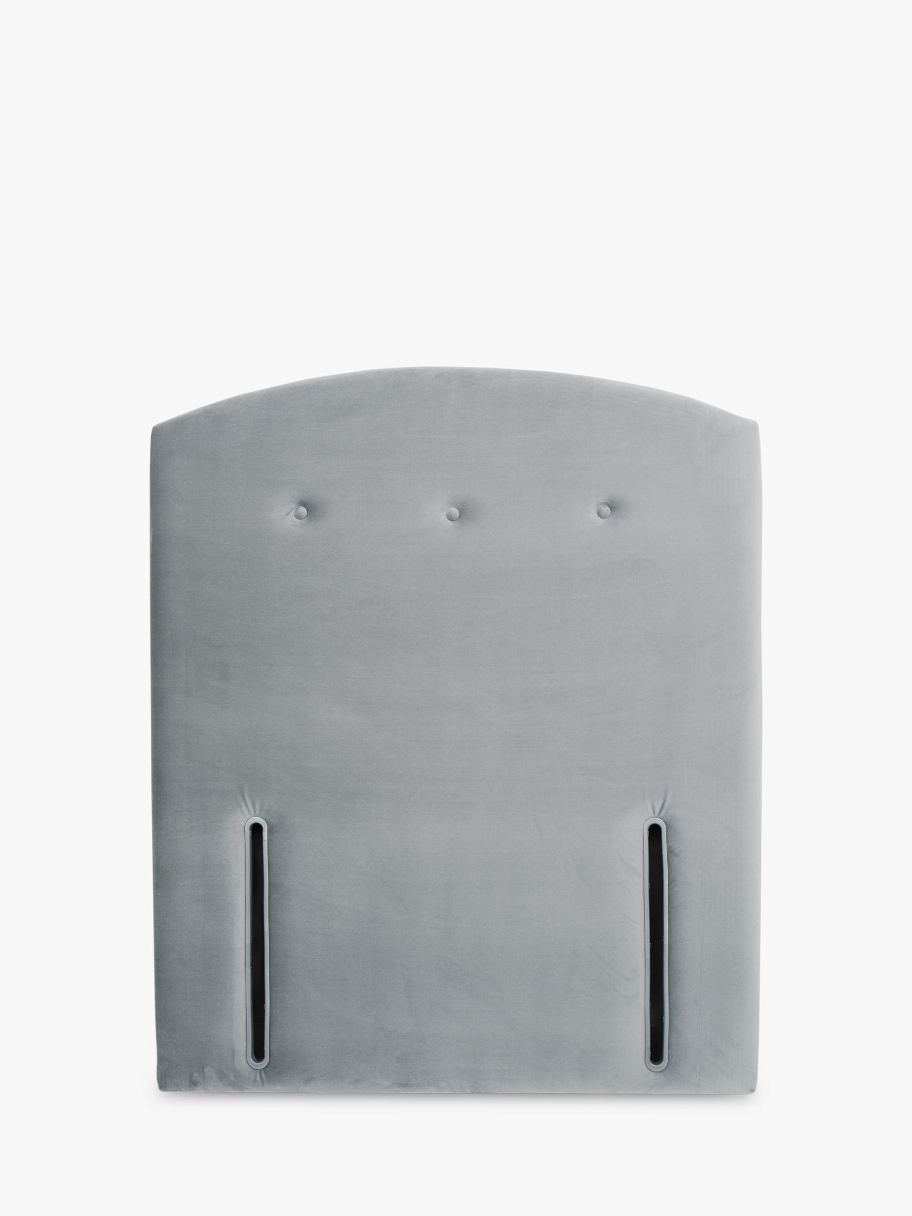 John Lewis & Partners Grace Full Depth Upholstered Headboard, Single