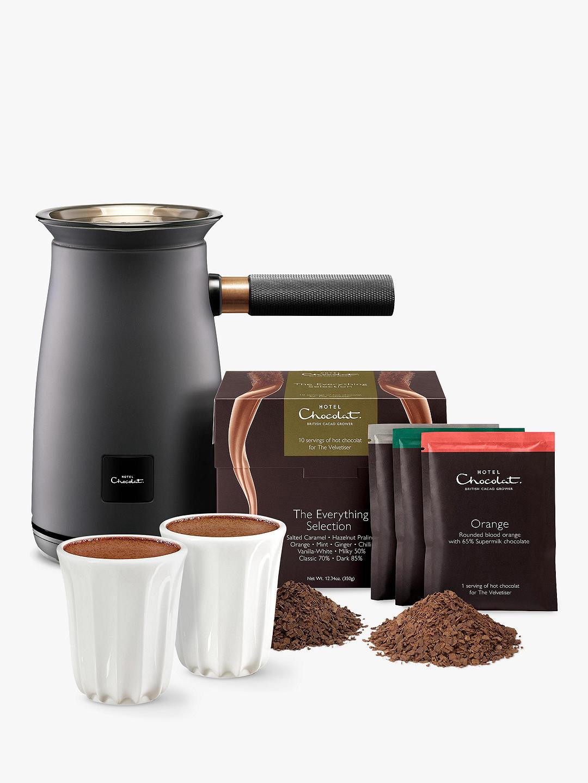 Hotel Chocolat Velvetiser Hot Chocolate Maker