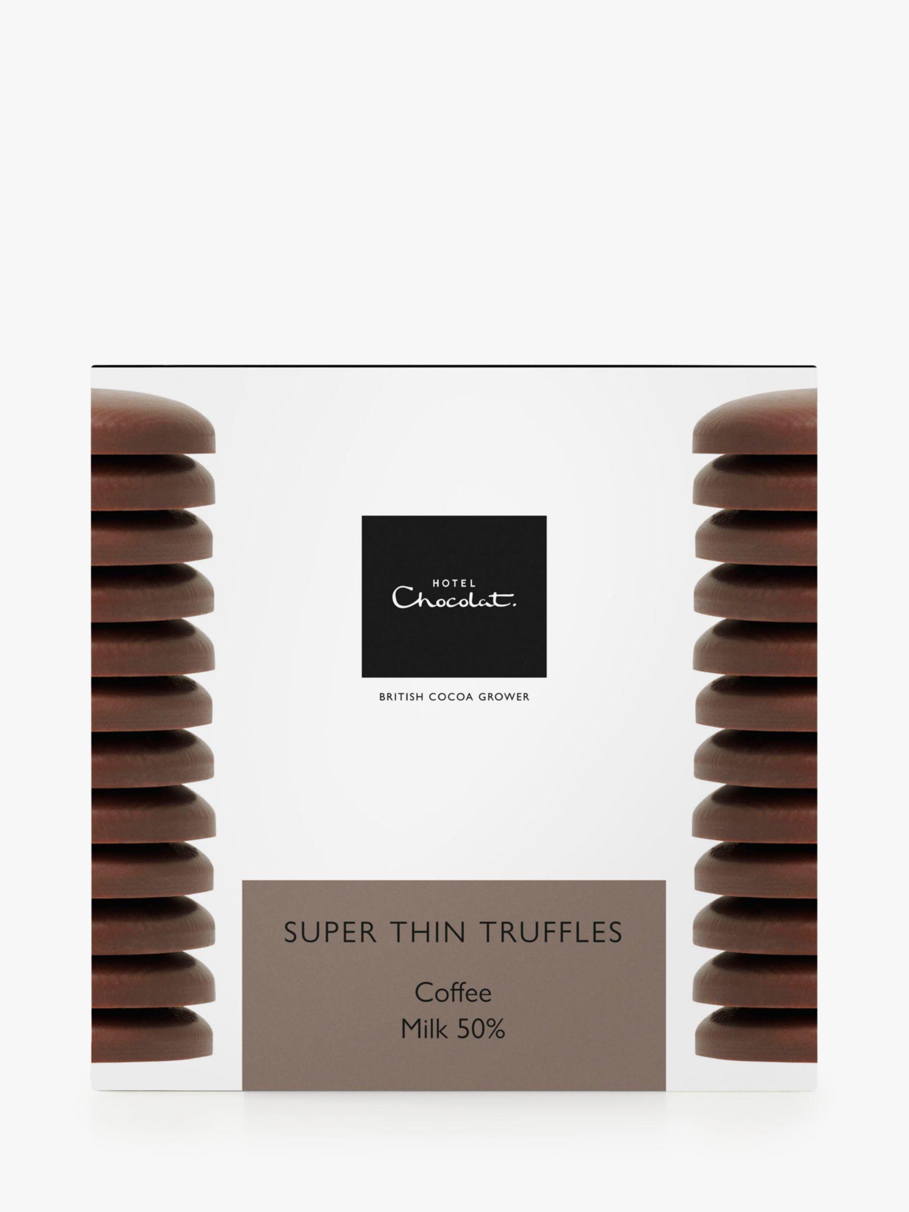Hotel Chocolat Hotel Chocolat Super Thin Coffee Truffles, 215g