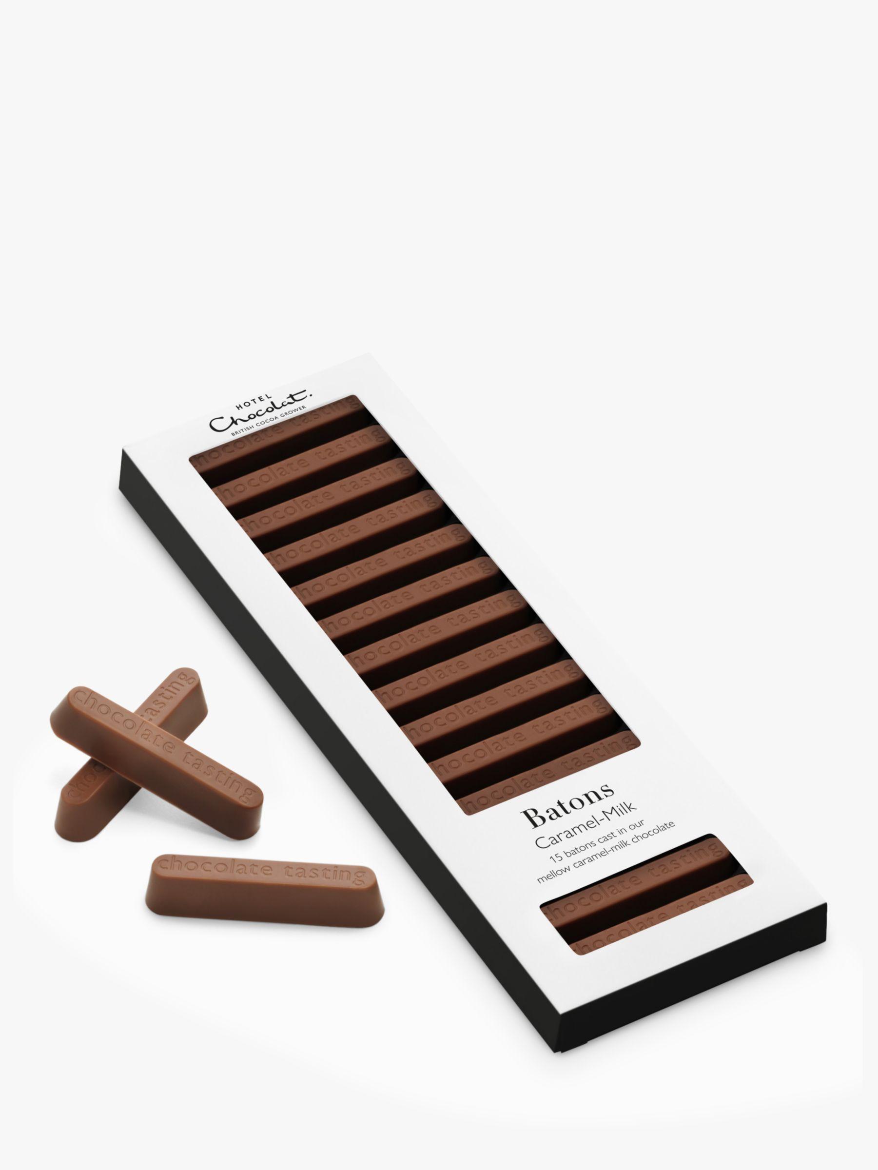 Hotel Chocolat Hotel Chocolat Caramel Milk Chocolate Batons, 120g