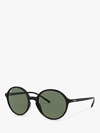 Ray-Ban RB4304 Women's Round Sunglasses