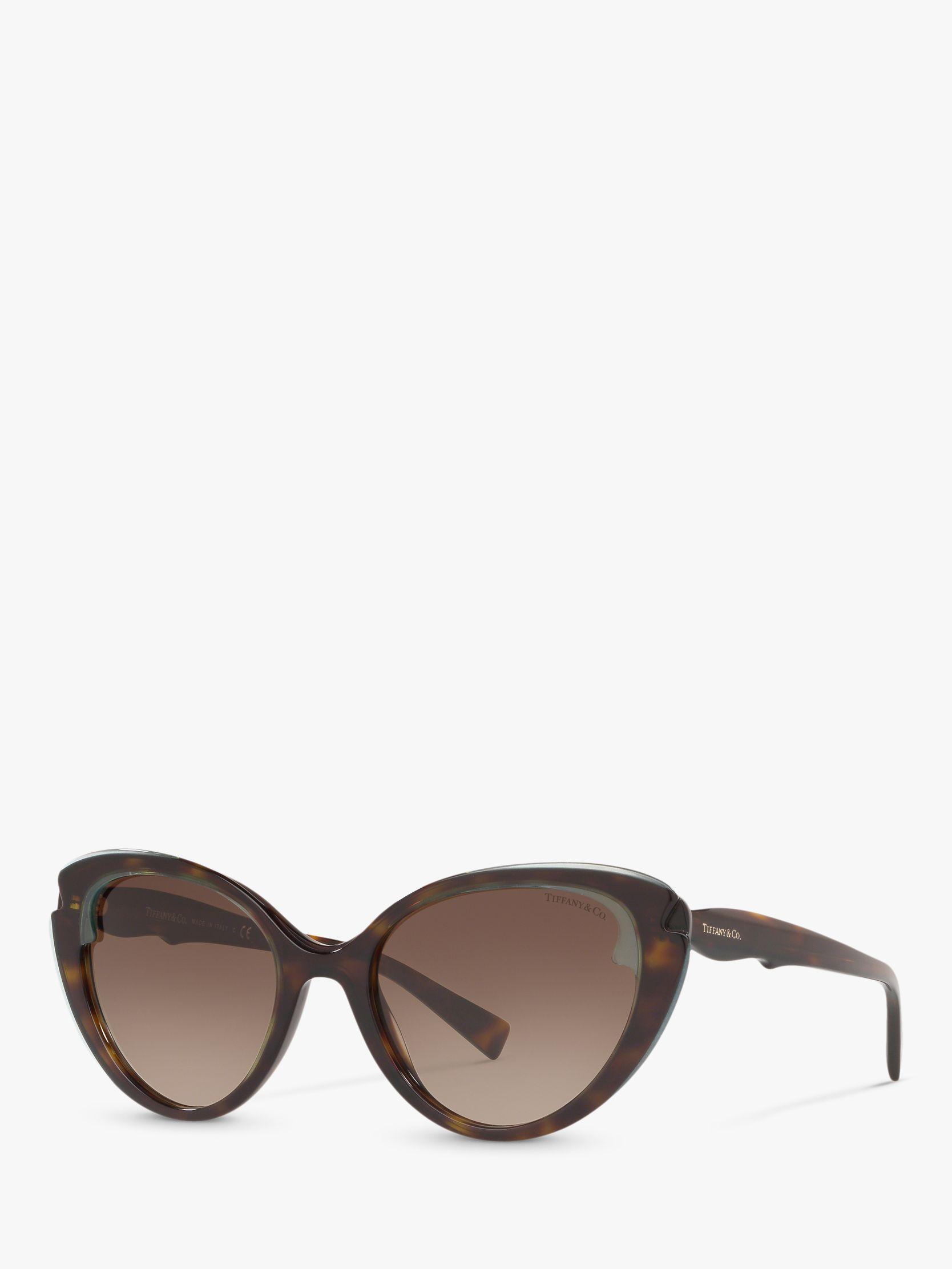 Tiffany & Co Tiffany & Co TF4163 Women's Cat's Eye Sunglasses