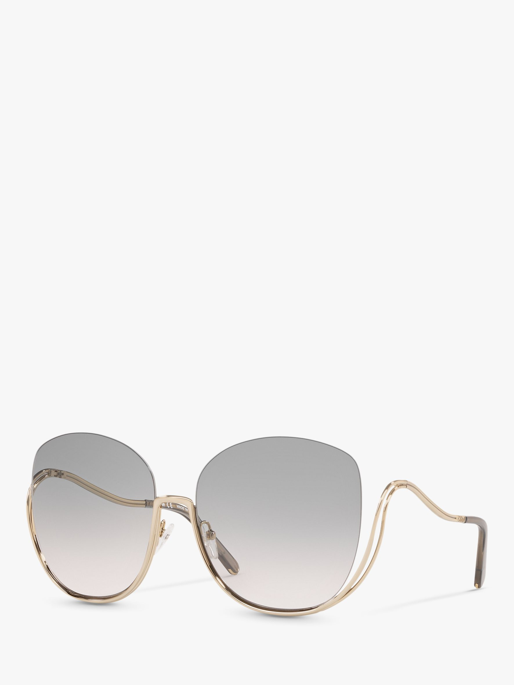 Chloe Chloé CE125S Women's Butterfly Sunglasses