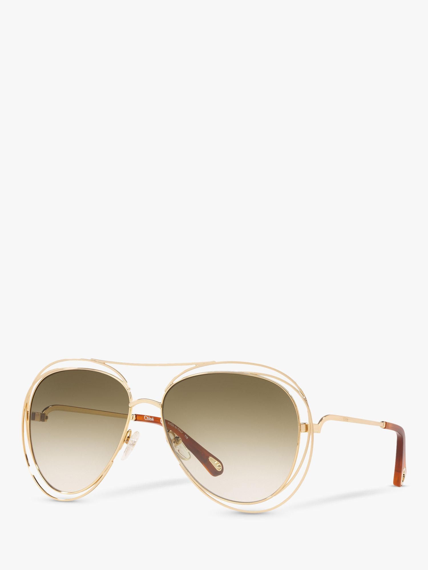 Chloe Chloé CE134S Women's Double Rim Sunglasses