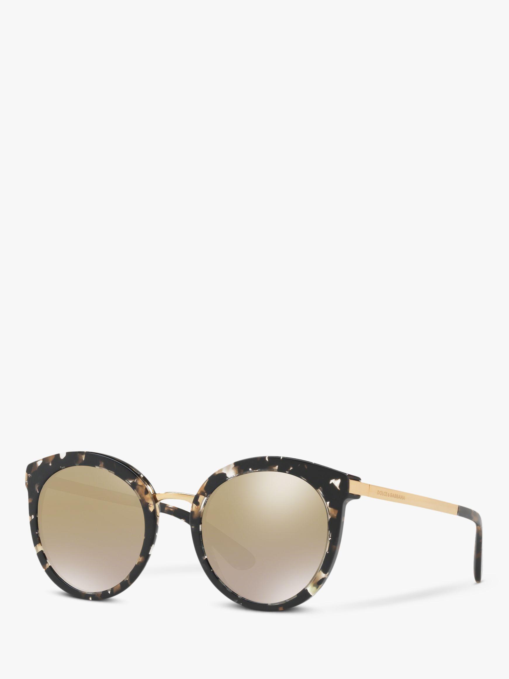 Dolce & Gabbana Dolce & Gabbana DG4268 Women's Round Sunglasses