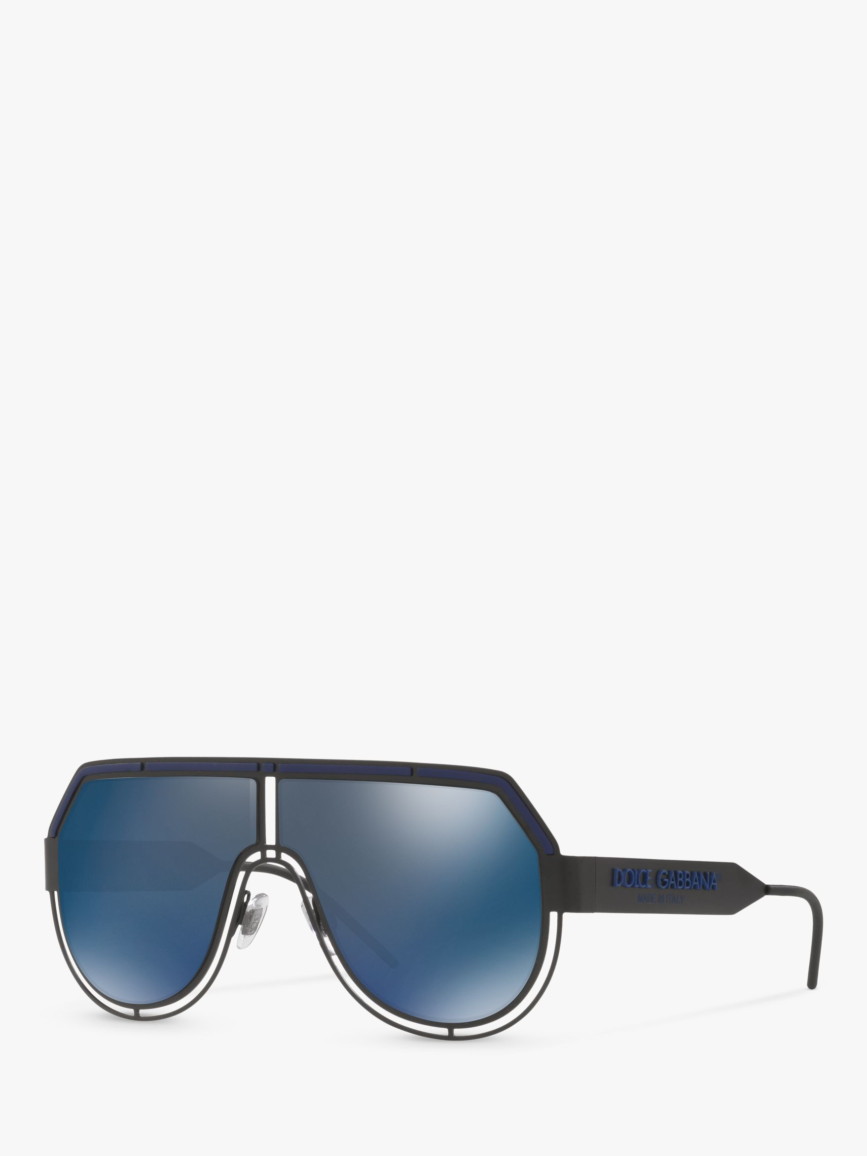 Dolce & Gabbana Dolce & Gabbana DG2231 Men's Mask Sunglasses