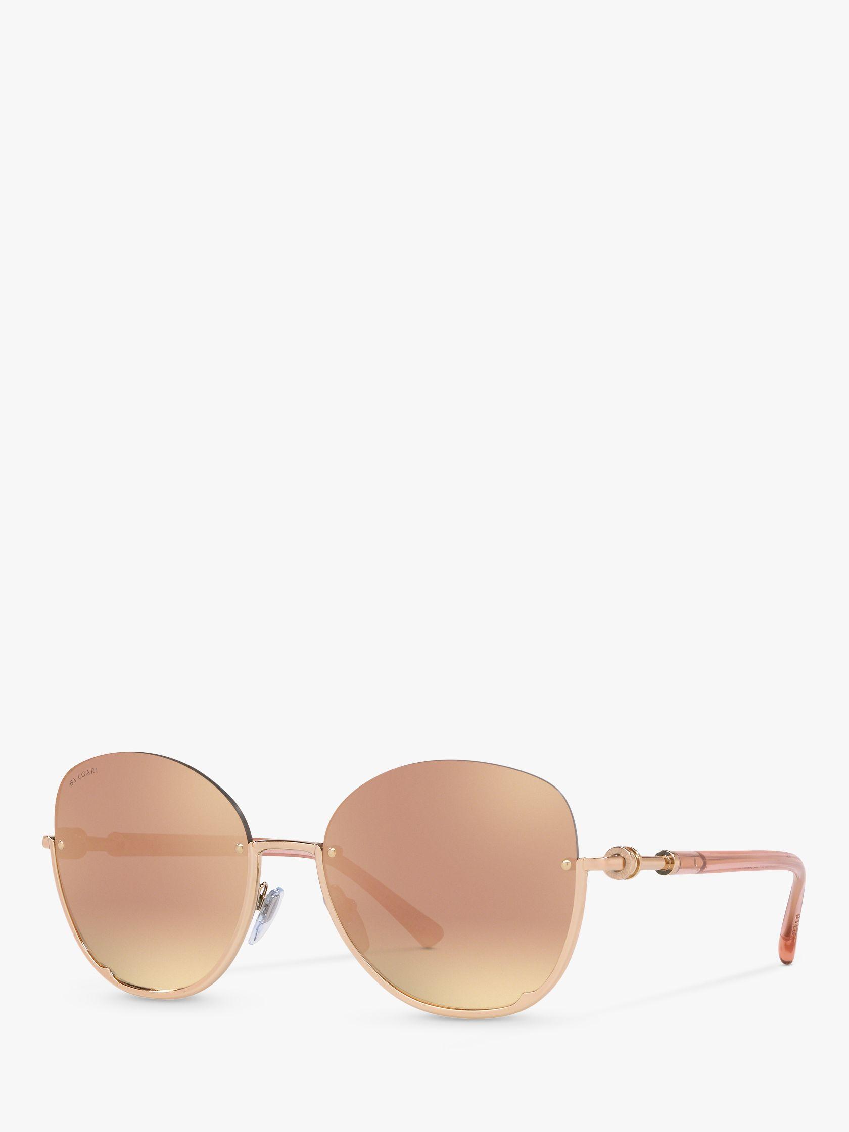 Bvlgari BVLGARI BV6123 Women's Butterfly Sunglasses