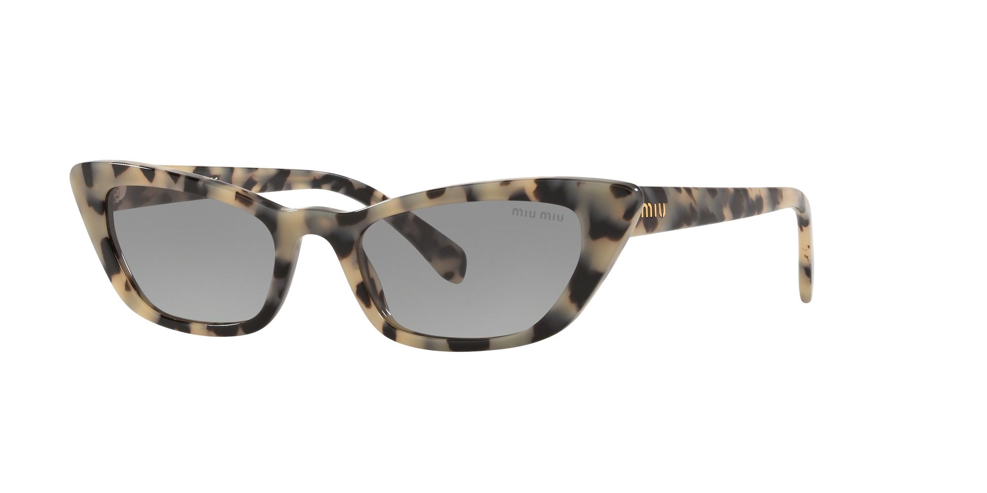 Miu Miu Miu Miu MU 10US Women's Cat's Eye Sunglasses