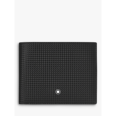 Montblanc Extreme 2.0 4 Card Wallet with Coin Case, Black