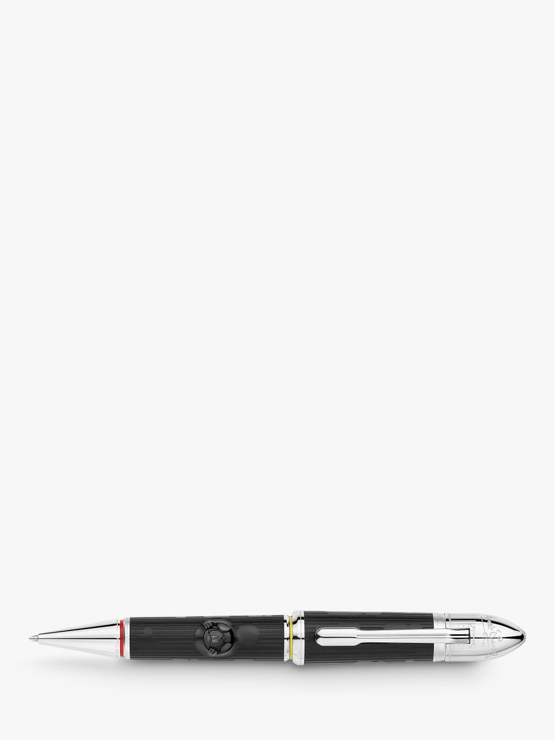 Montblanc Montblanc Special Edition Great Characters Walt Disney Ballpoint Pen, Grey