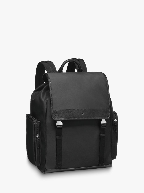 Montblanc Montblanc Sartorial Jet Medium Backpack, Black