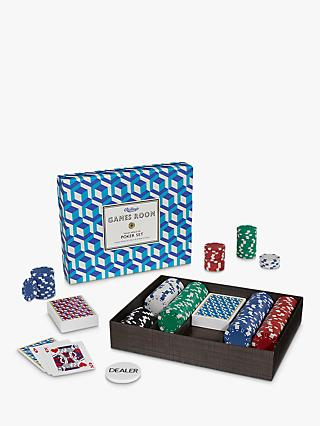 Ridleys Classic Poker Set
