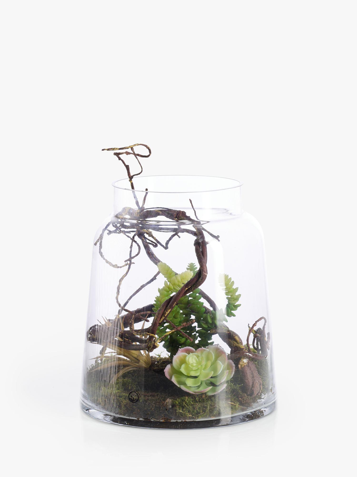 Peony Peony Artificial Terrarium