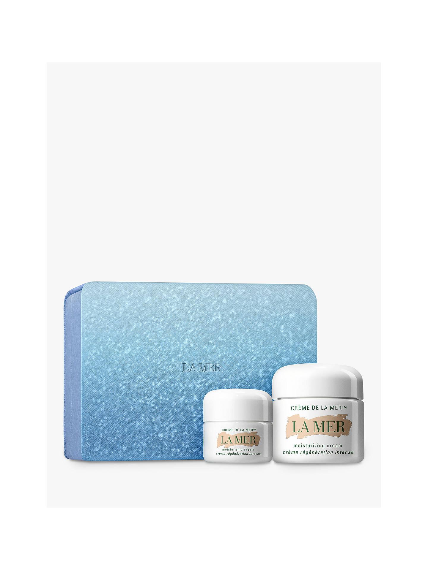 La Mer Crème De La Mer Moisturising Cream Duo Skincare Gift Set by La Mer