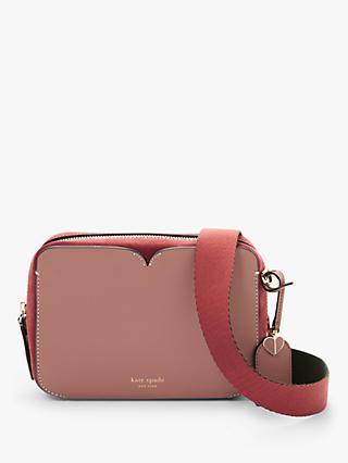 kate spade new york Candid Medium Leather Cross Body Camera Bag