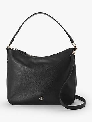 kate spade new york Polly Leather Medium Shoulder Bag
