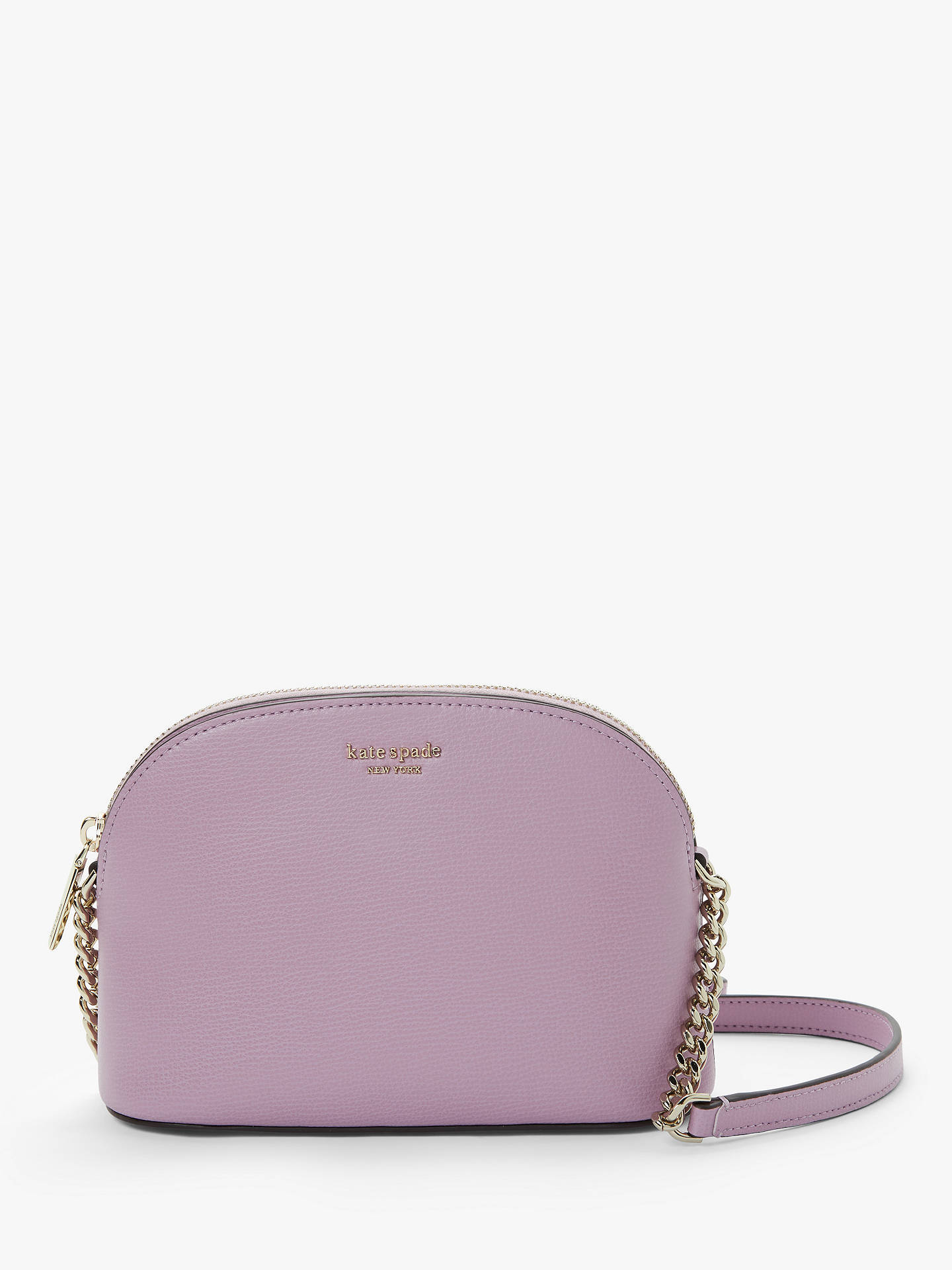 7a2da7ee7a1 kate spade new york Sylvia Small Dome Cross Body Bag, Orchid