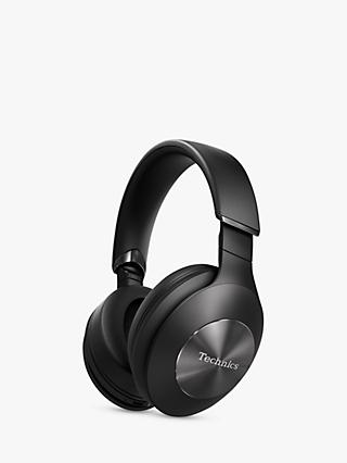 Technics EAH-F70N Noise Cancelling Wireless Bluetooth High Resolution Audio Over-Ear Headphones with Mic/Remote