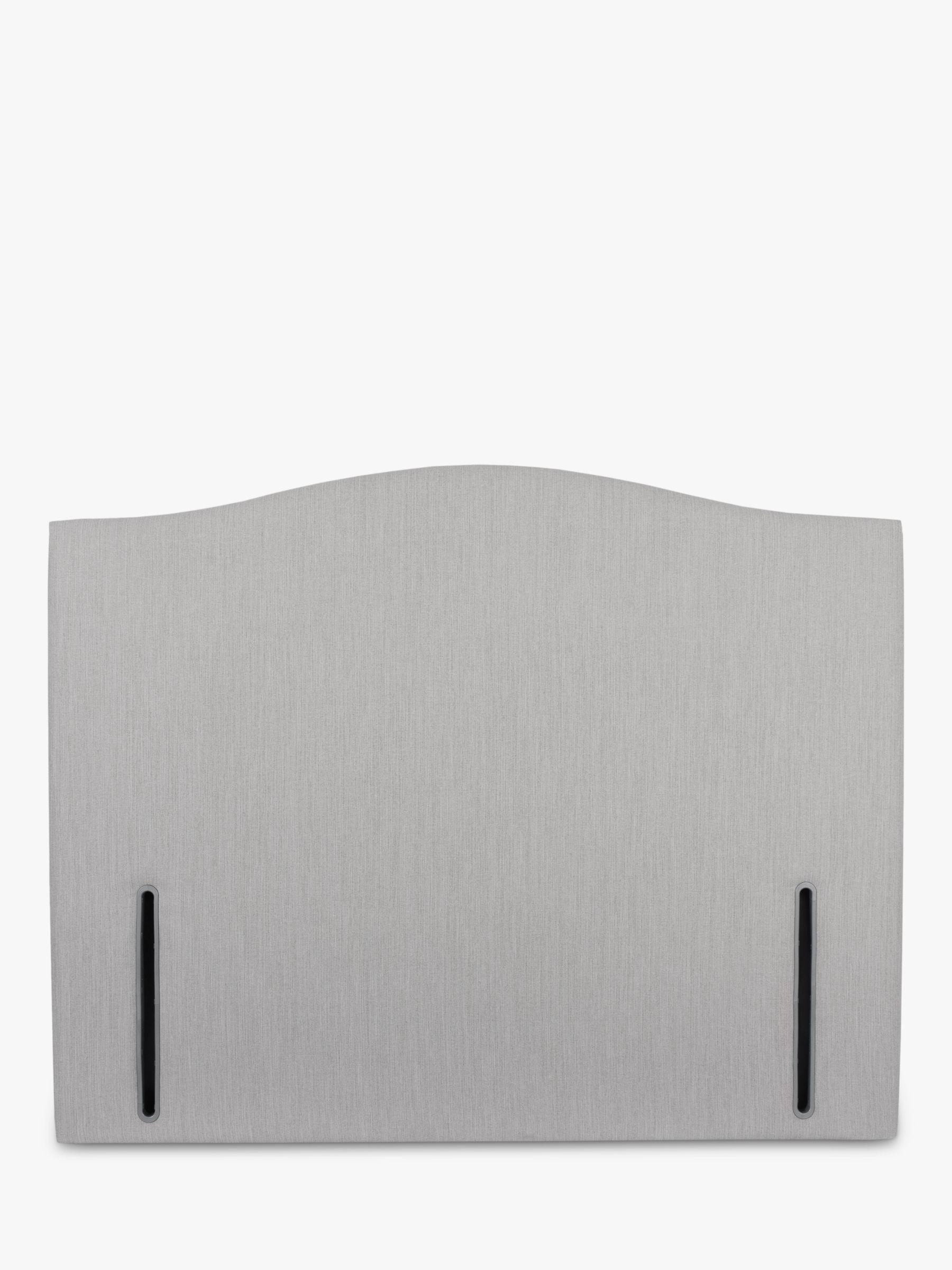 John Lewis & Partners Charlotte Full Depth Upholstered Headboard, Super King Size