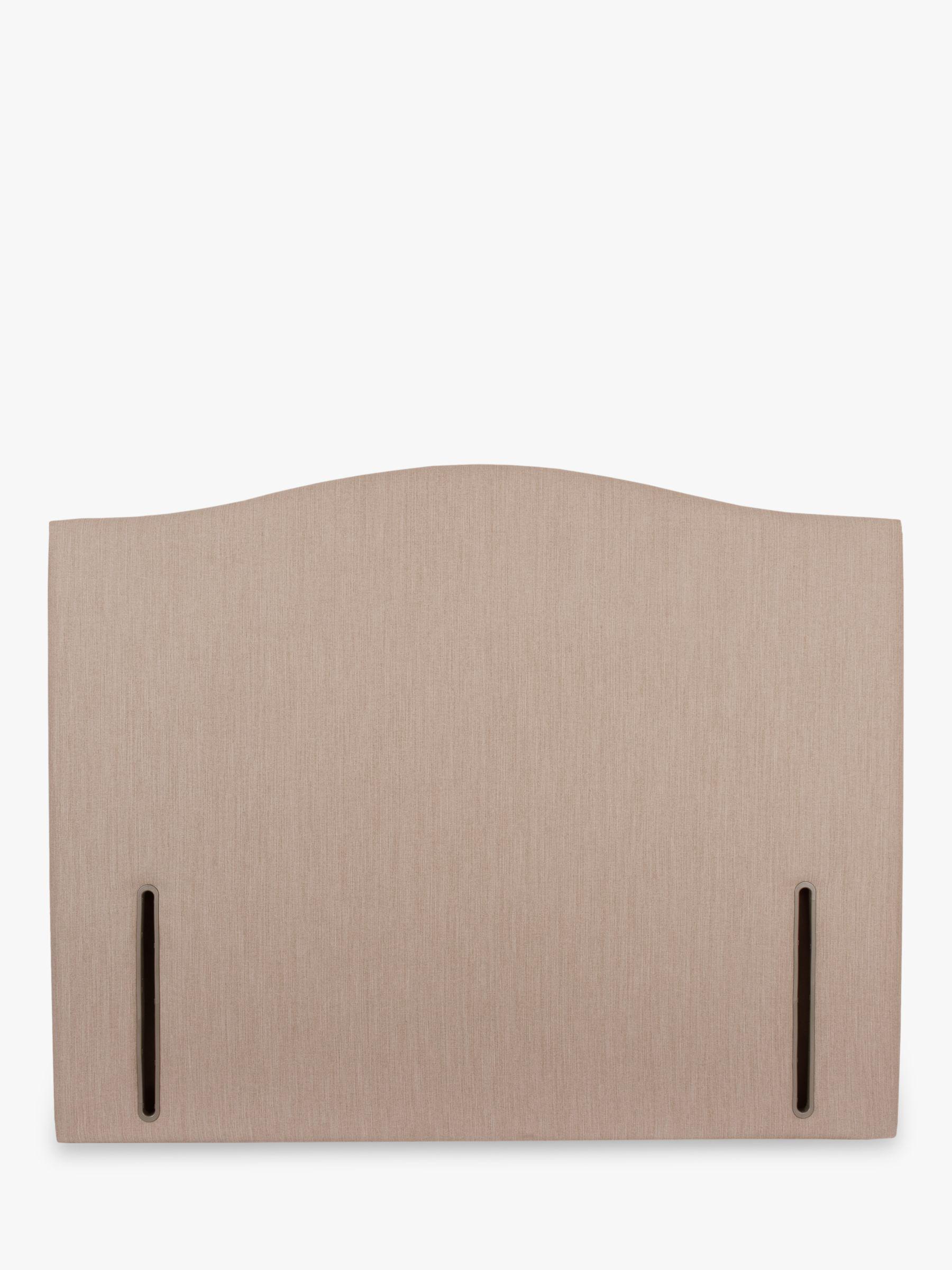 John Lewis & Partners Charlotte Full Depth Upholstered Headboard, King Size