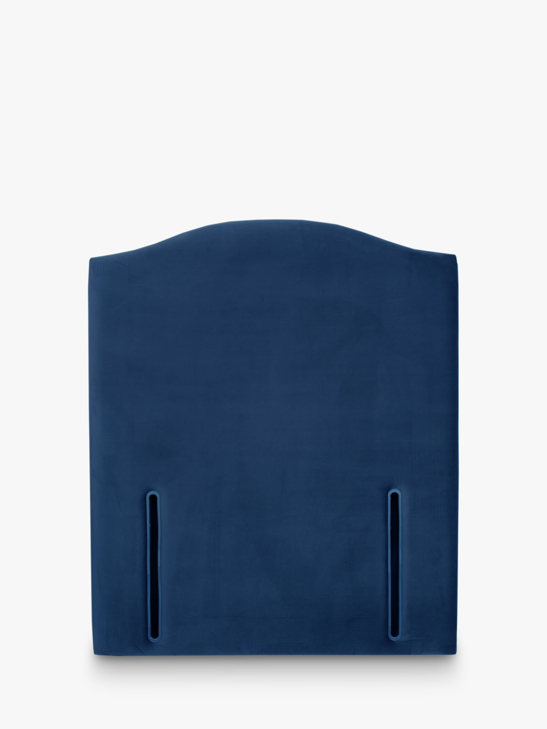 John Lewis & Partners Charlotte Full Depth Upholstered Headboard, Single
