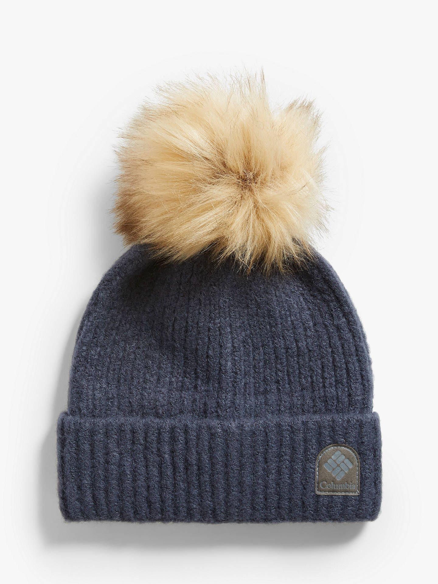 Buy Columbia Winter Blur Beanie, Nocturnal Online at johnlewis.com