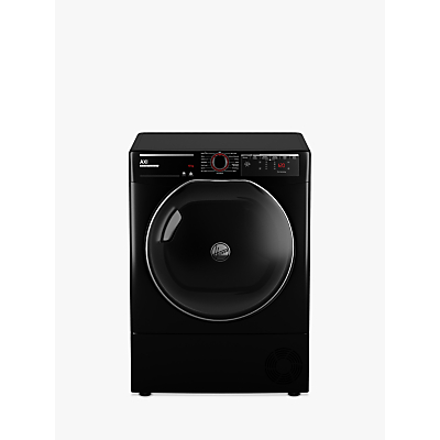 Hoover AXI ATD C10TKEBX-80 Condenser Tumbled Dryer with NFC and Wi-Fi, 10kg Load, B Energy Rating, Black