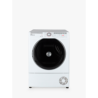 Hoover AXI ATD C10TKEX-80 Condenser Tumbled Dryer with NFC and Wi-Fi, 10kg Load, B Energy Rating, White