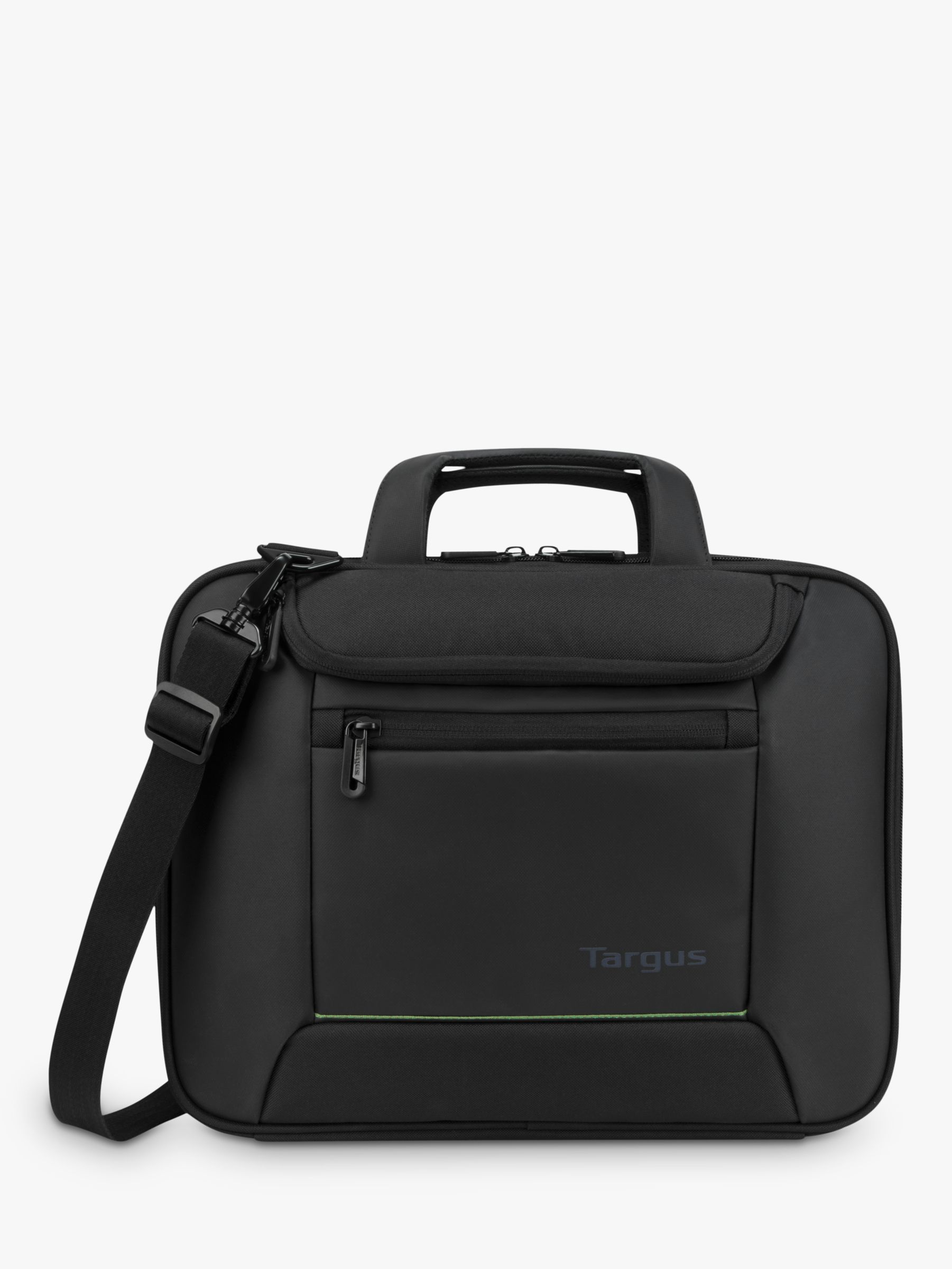 Targus Targus Balance EcoSmart Briefcase for Laptops up to 14, Black