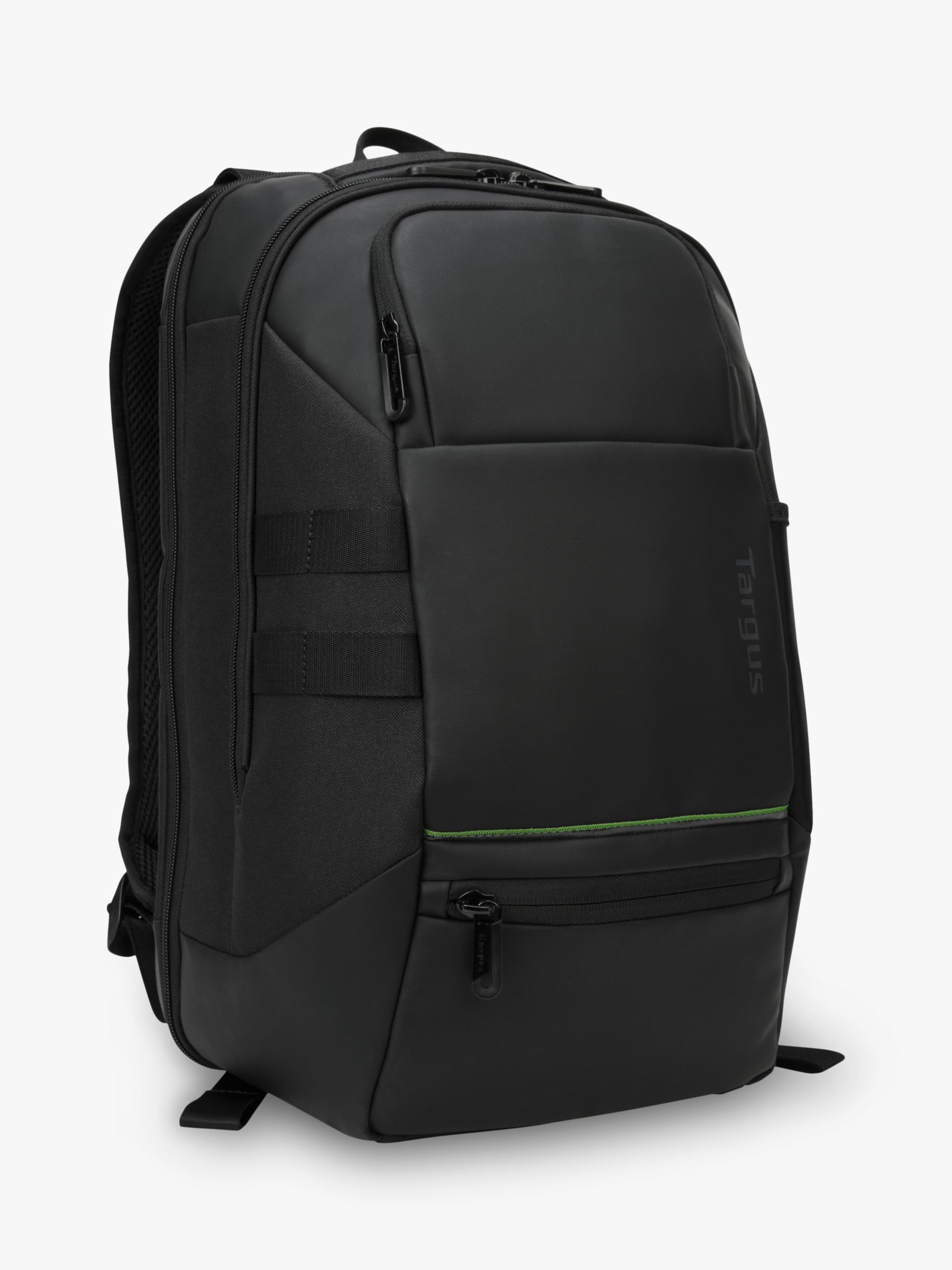 "Targus Targus Balance EcoSmart TSB921EU Backpack for Laptops up to 15.6"", Black"