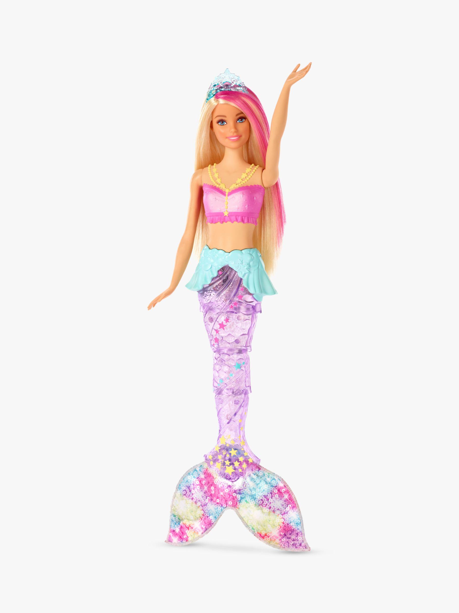 Barbie Barbie Dreamtopia Sparkle Lights Mermaid Doll