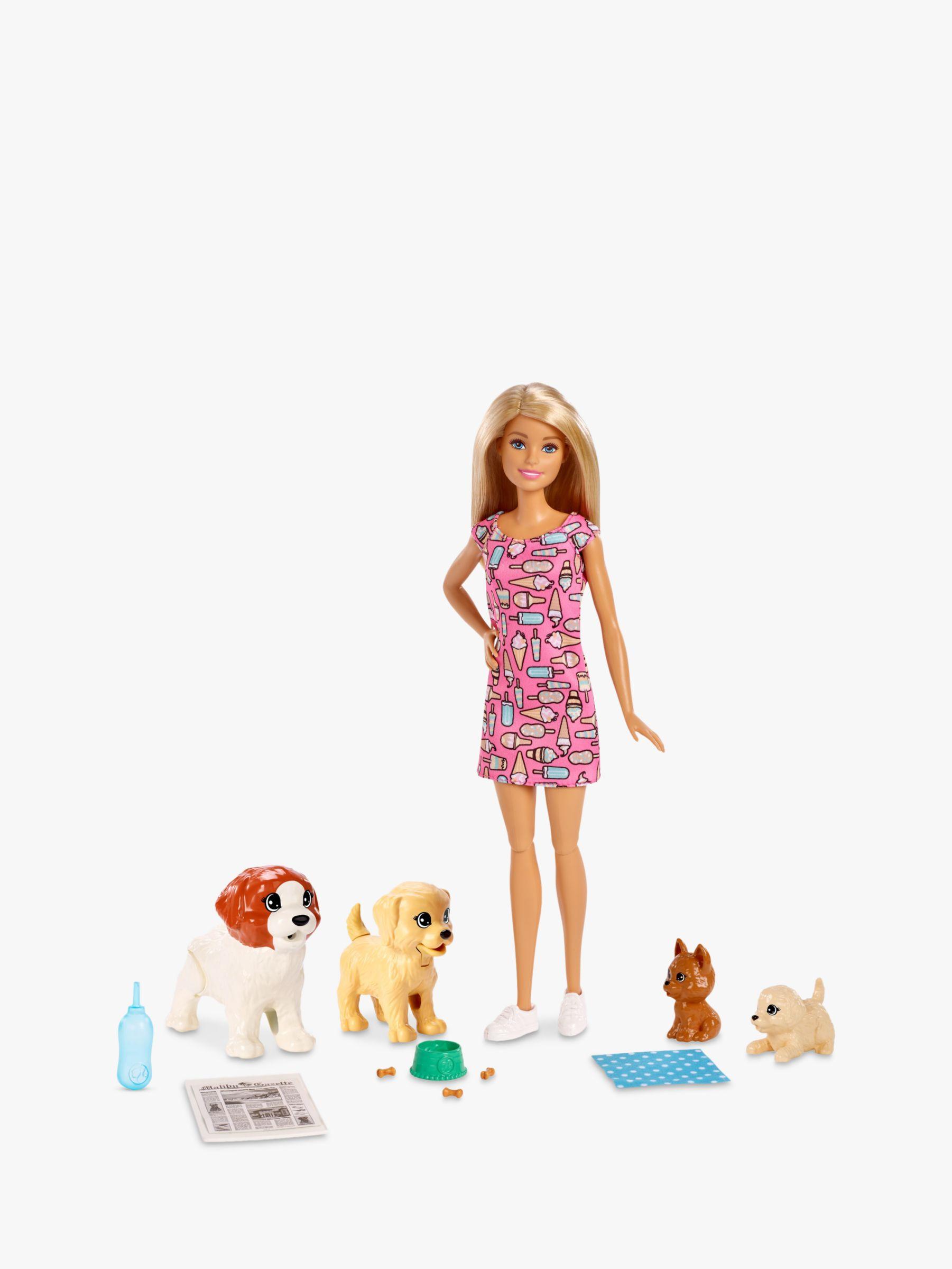 Barbie Barbie Doggy Daycare Set