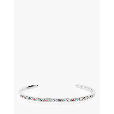 Sif Jakobs Jewellery Cubic Zirconia Open Bangle