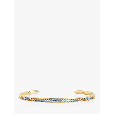 Sif Jakobs Jewellery Cubic Zirconia Open Bangle