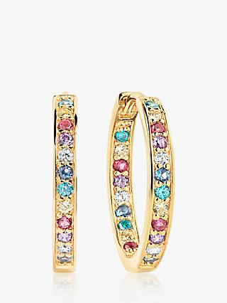 f120d757a3e83 Women's Hoop Earrings   Jewellery   John Lewis & Partners