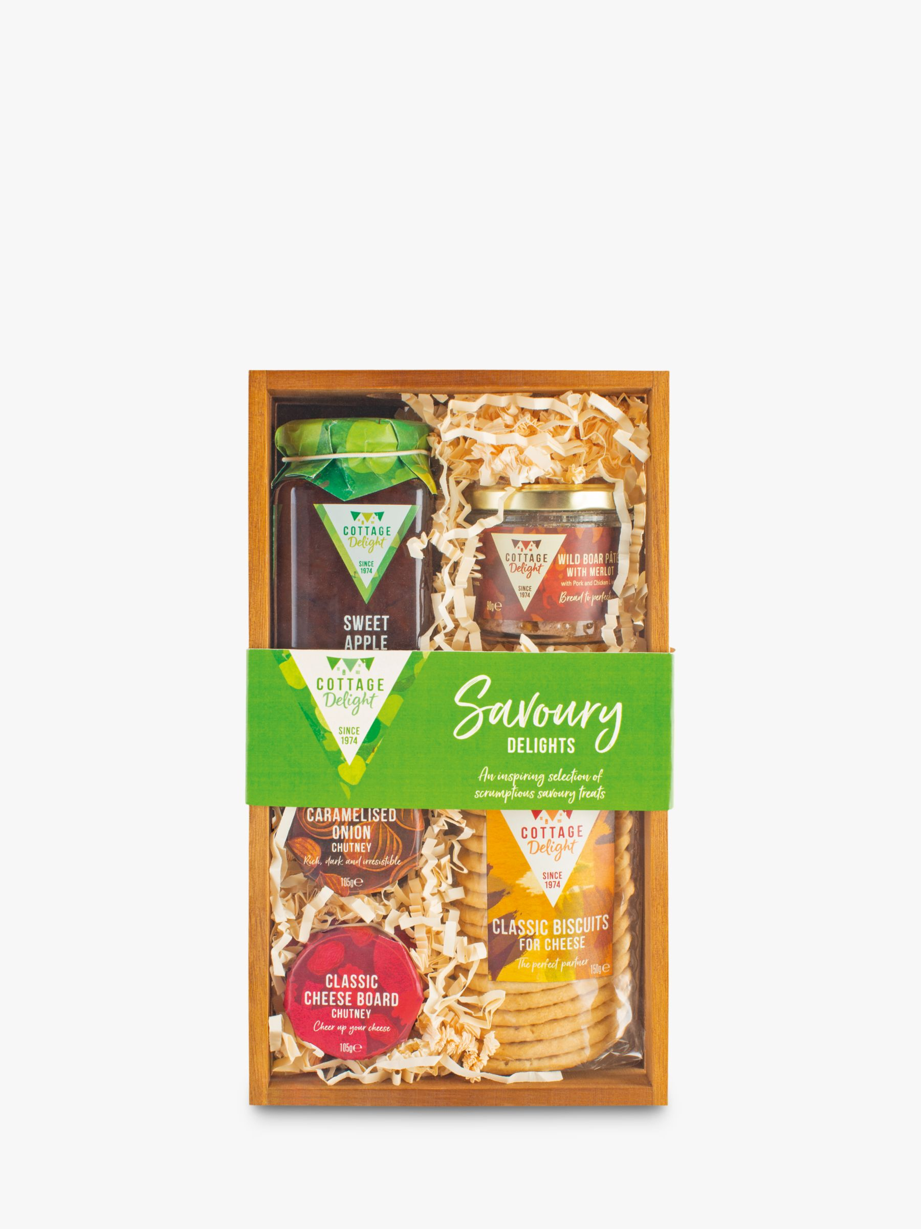 Cottage Delight Cottage Delight Savoury Delights Crate, 1.5kg