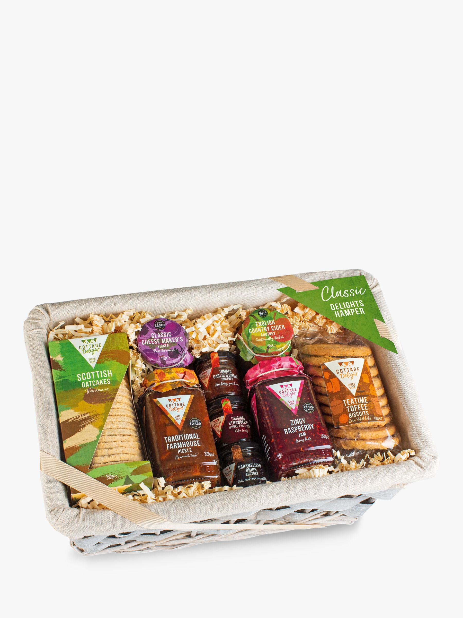 Cottage Delight Cottage Delight Classic Delights Hamper