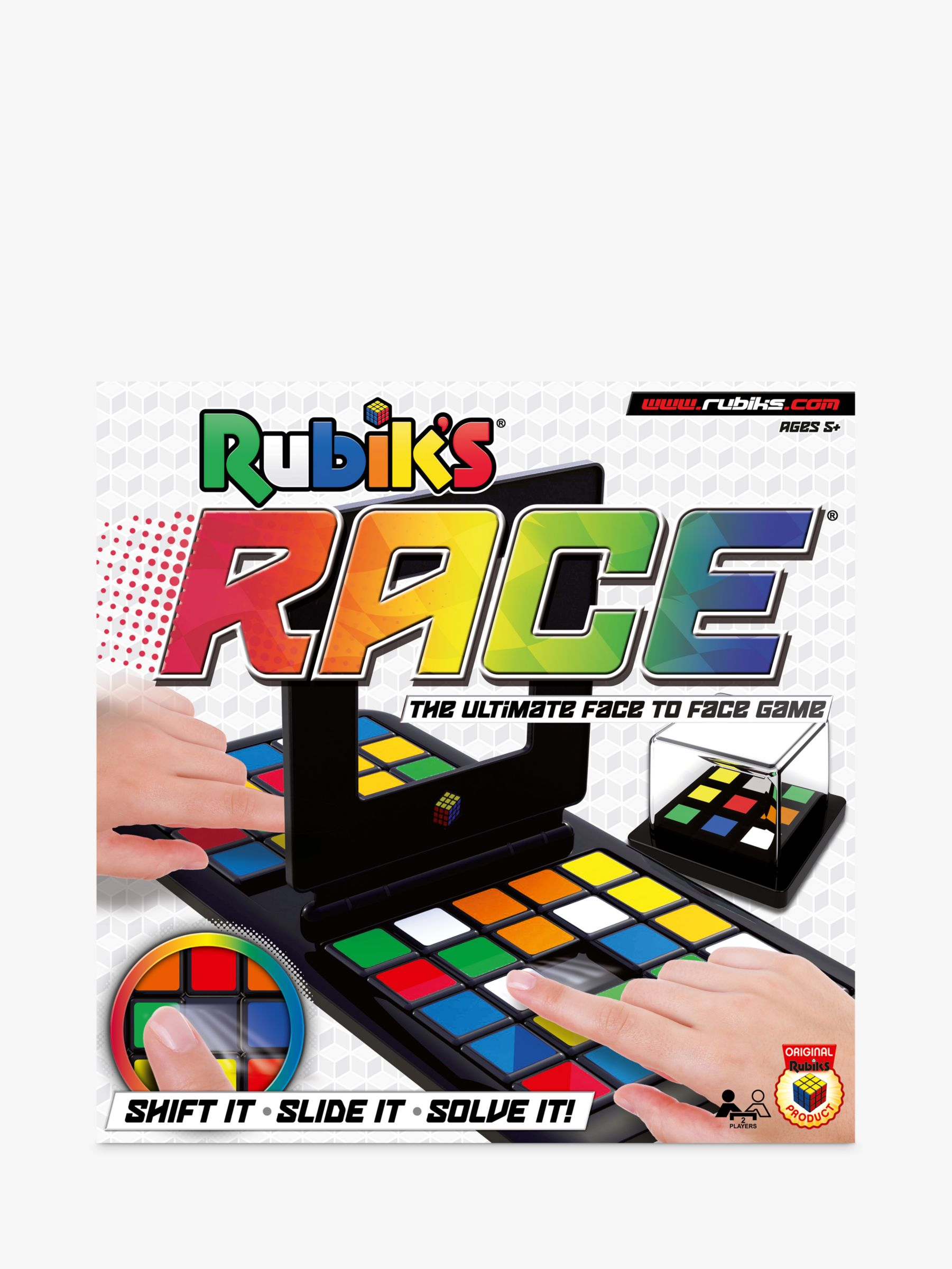 Rubiks Rubik's Race Game