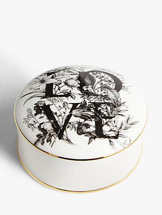 Rory Dobner Love Trinket Box, Large