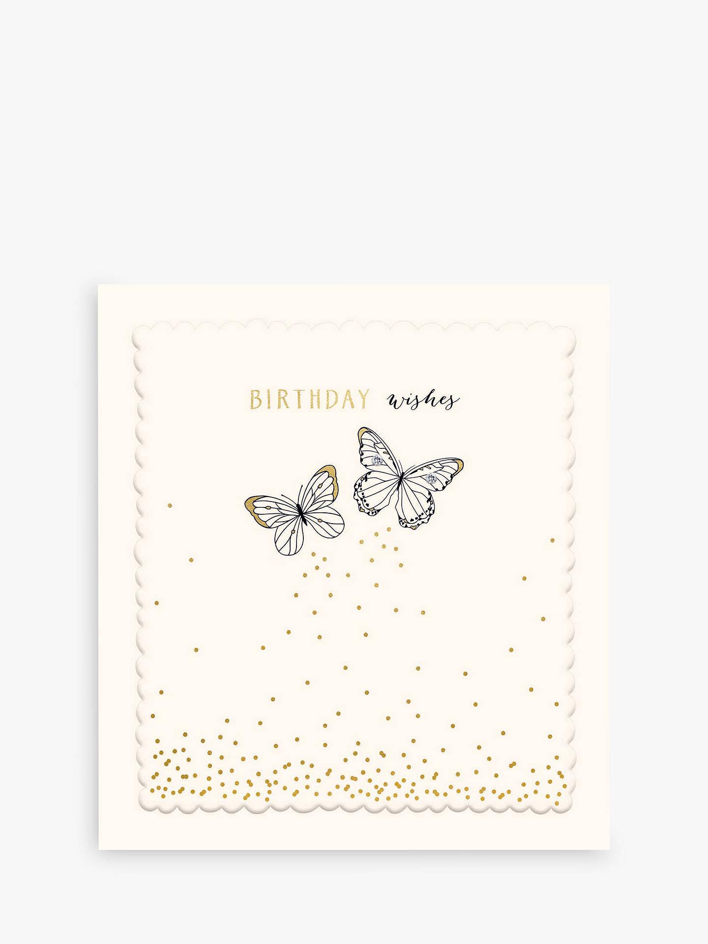 BUTTERFLY Acrylic Mirror Bathroom Birthday Anniversary Gift PERSONALISED 4 FREE