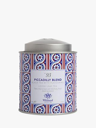 Whittard No.93 Piccadilly Blend Loose Leaf Tea, 100g