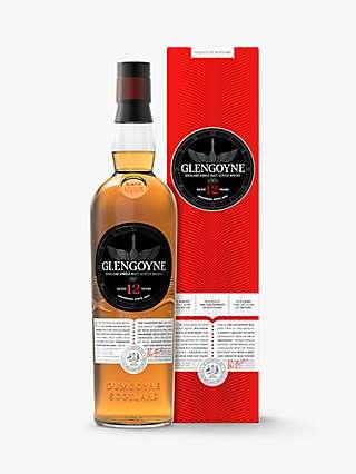 Glengoyne 12 Year Old Single Malt Whisky, 70cl