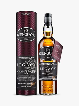 Glengoyne Legacy Series Chapter One Whisky, 2019, 70cl