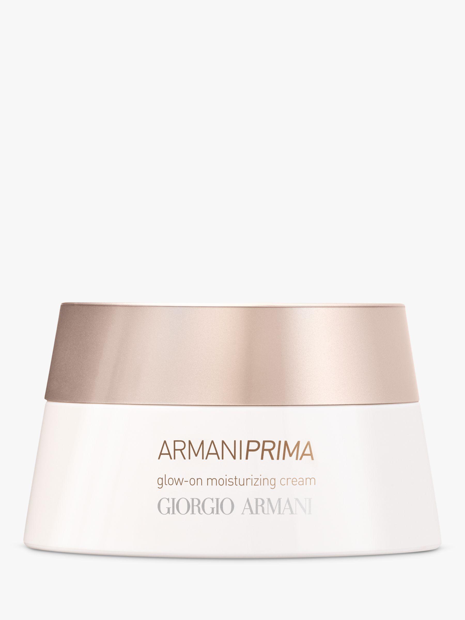 Giorgio Armani Giorgio Armani Prima Glow-On Moisturising Cream, 50g