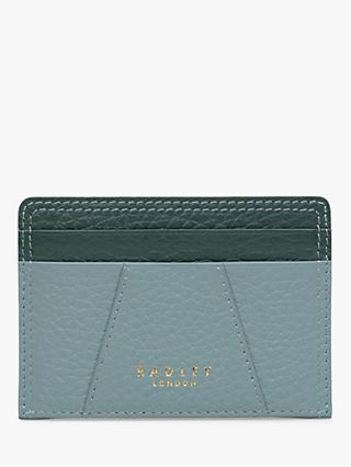 Radley Wood Street Leather Small Card Holder