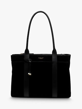 Radley Maples Place Leather Tote Bag