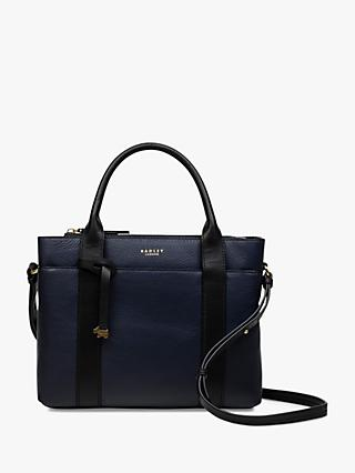 Radley Maples Place Leather Grab Bag